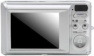 Kids Camera, 21MP Multifunction Portable 2.4in Screen 8 Times Digital Zoom Mini Camera, for Beginner Children(Silver)