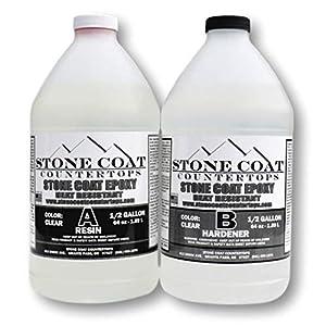 Stone Coat Epoxy - Check Price on Amazon