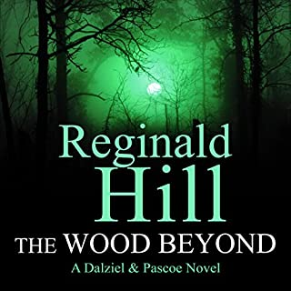The Wood Beyond audiobook cover art