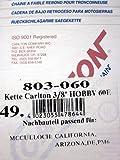 Carltron Carlton Chaîne 45cm N ° 49