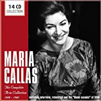 Complete Aria Collection 1946-60 by MARIA CALLAS