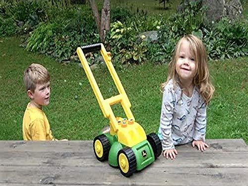John Deere Push Mower For Toddlers