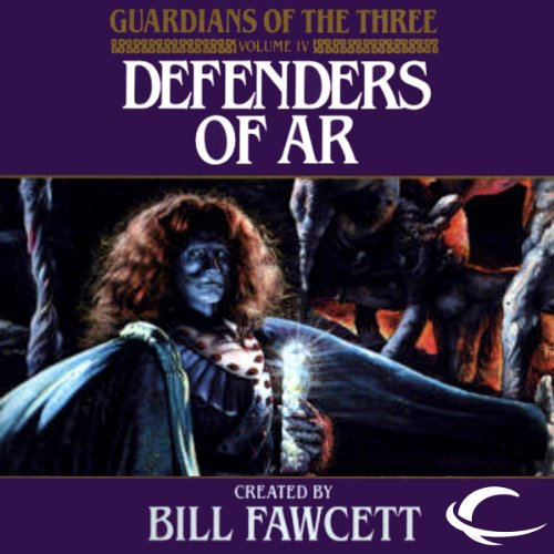 Defenders of Ar audiobook cover art