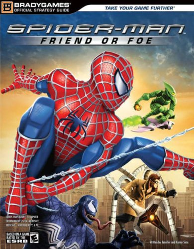 Spider-Man: Friend or Foe Official Strategy Guide (Bradygames Official Strategy Guides)