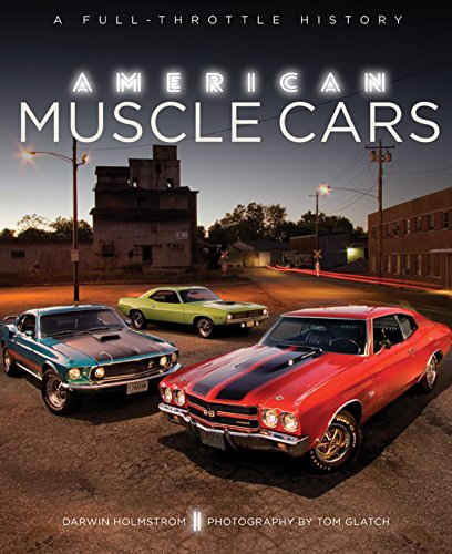 Price comparison product image American Muscle Cars: A Full-Throttle History