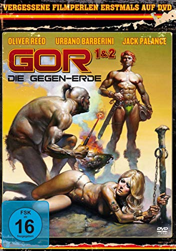 Gor 1 + 2 (Doublefeature) [Alemania] [DVD]