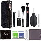 Alician - Kit Profesional de Limpieza de cámara para cámaras Canon/Nikon/Pentax/Sony DSLR