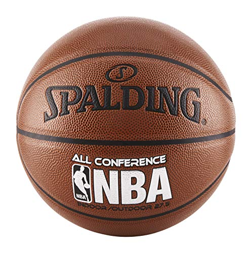%9 OFF! Spalding All Conference Basketball (Youth Size, 27.5)