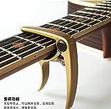 Immagine 1 tangjc f guitar capo con