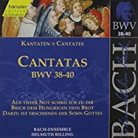 Church Cantatas-Volume. 13