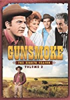Gunsmoke: Eighth Season 2 [DVD] [Import]