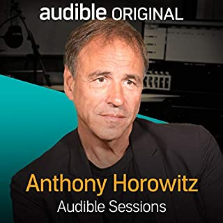 Anthony Horowitz cover art
