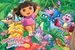 Dora The Explorer - TV Show Poster (Exploring Together!) (Size: 36
