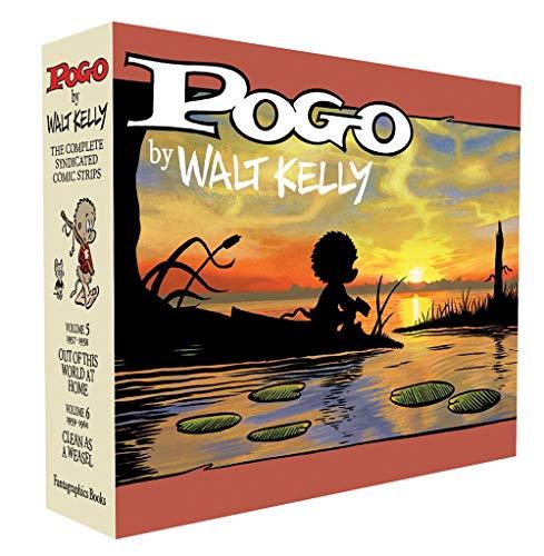 Kelly, W: Pogo Vols. 5 & 6 Gift Box Set (Walt Kelly's Pogo)