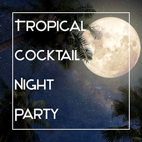 Tropical Cocktail Night Party - Midnight Chill Vibes, Electro Obsession, Chill Bar Lounge Music, Mood Party, Sexual Chill Zone