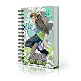 Agenda 2016-2017 escolar el rubius virtual hero