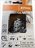 Stihl 3690 000 0067 23 RS Pro Rapid Super Chaîne de tronçonneuse