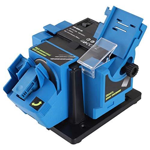 Omabeta Outil d affûtage de Ciseaux perceuse d affûteuse multifonctionnelle de Taille-Crayon électrique(European Standard 220V)