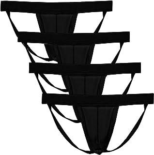 Arjen Kroos Men's Sexy High Elastic Jockstrap Athletic Jock Strap Underwear