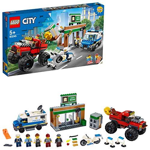 LEGO City Police - Policía: Atraco del Monster Truck, Set