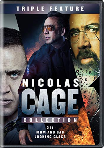 Nicolas Cage Collection (211 / Mom and Dad / Looking Glass) [DVD]