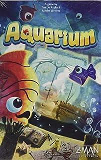 Z-Man Games Aquarium Board Games