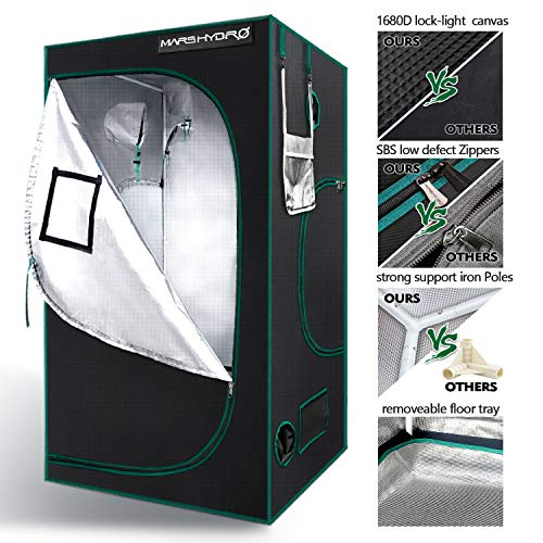 MARS HYDRO Grow Tent Kit