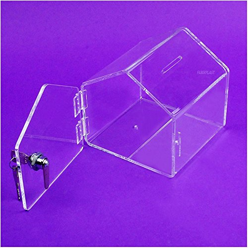 Faberplast FB342 - Hucha, color transparente