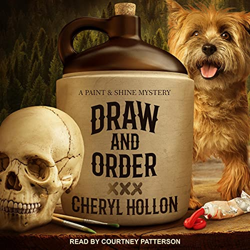 Draw and Order: A Paint & Shine Mystery, Book 2