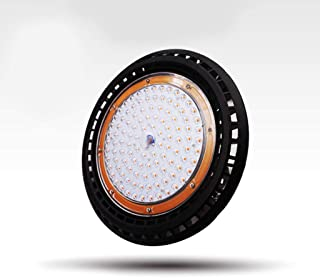 LED Grow Light Large Commercial Grow Lighting with High-Light 45mil Chips Advanced Cooling System Smart IC Chip Safe & Pow...