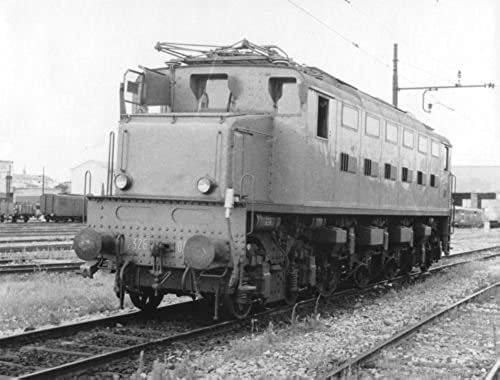 Rivarossi hr2416 Modelleisenbahnen Elektrolokomotive E 326  Lieferung Original FS