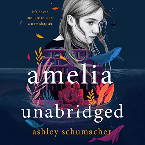 Amelia Unabridged  By  cover art