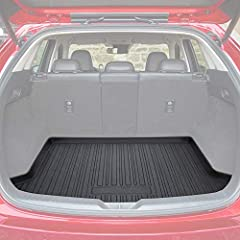 Custom Fit — Perfectly fit for Mazda CX-5 2017~2020. Highly precision model design, fits the edges exactly and just put it in your car trunk. Supreme Material — Advanced healthy odorless TPO process, form impenetrable protective layer, durability, an...