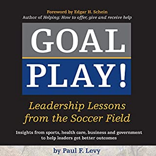 Goal Play! audiobook cover art