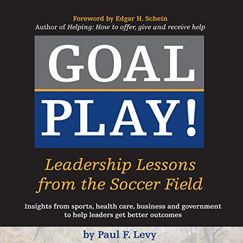 Goal Play! audiobook cover art