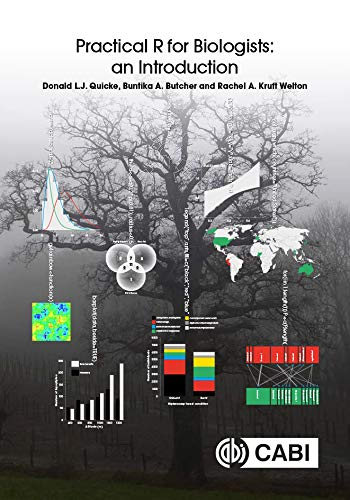 Practical R for Biologists: An Introduction (English Edition)