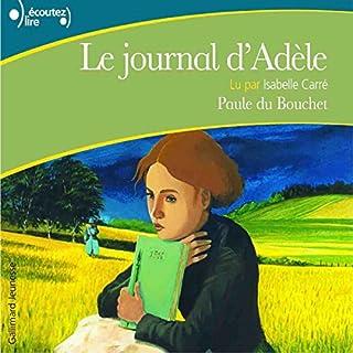 Couverture de Le journal d'Adèle