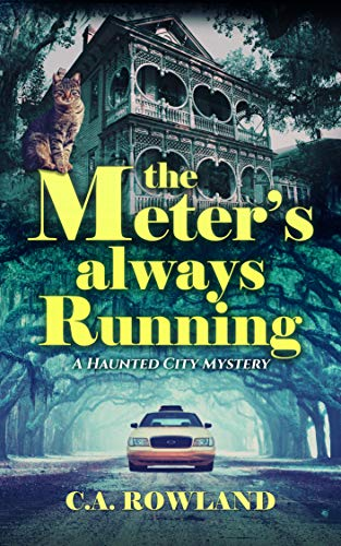 The Meter's Always Running: A Haunted City Mystery by [C.A. Rowland]