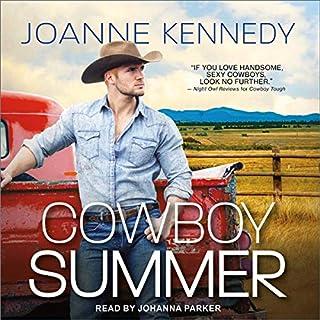Cowboy Summer audiobook cover art