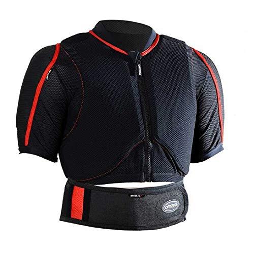 ORTHO-MAX Enduro - Protektorenjacke MTB (Gr.L) – Die leichte Protektorenjacke für passionierte Mountainbiker und Downhill Fahrer