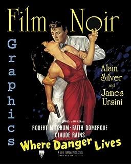 Film Noir Graphics: Where Danger Lives
