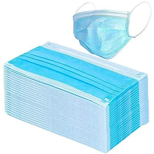 Protección personal diaria, antipolen, a prueba de polvo, 50 piezas de equipo de protección