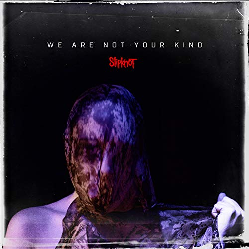 We Are Not Your Kind Vinyl by Slipknot 1Record