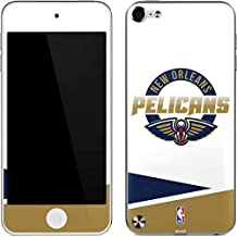 NBA New Orleans Pelicans iPod Touch (5th Gen&2012) Skin - New Orleans Pelicans Split Vinyl Decal Skin for Your iPod Touch (5th Gen&2012)