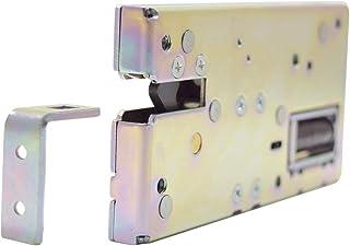 タカハ機工 電気錠 スリムロック NL02101 (DC24V) 薄型 ソレノイドロック 電磁ロック 電子ドアロック スマートロック ロッカー キャビネット