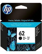 HP 62 Inktcartridge Zwart, Standaard Capaciteit (C2P04AE) origineel van HP
