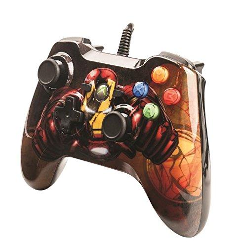 Marvel Avengers: Iron Man 360 Controller (Xbox 360)