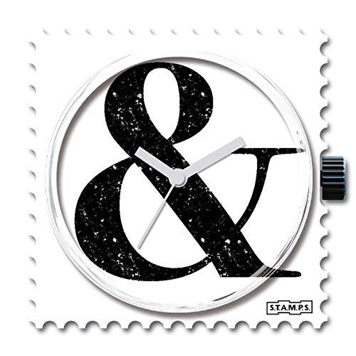 Stamps Uhr - Zifferblatt& - 105096