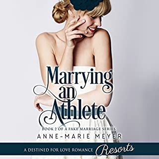 Marrying an Athlete audiobook cover art
