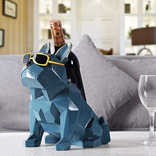 LCSD Perchero de Vino Minimalista Moderno Estante De Vino Decoración del Gabinete del Vino Adornos Nordic Sala De Estar Hogar Europeo Pequeños Muebles